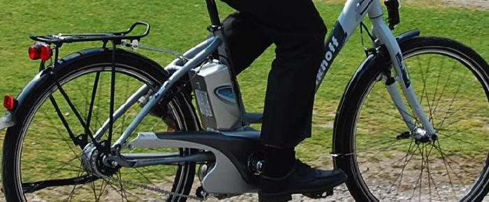 Electric Bikes - Healthy and good for our hills